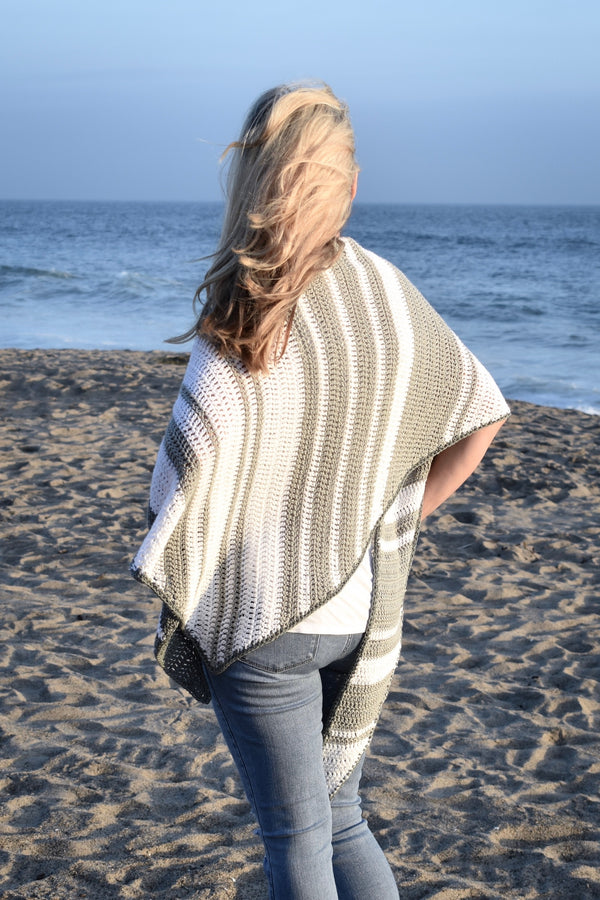 Crochet Kit - Sunderland Shawl