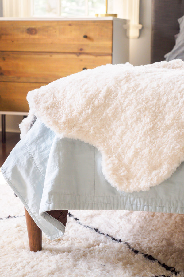Crochet Kit - Alpine Sheepskin