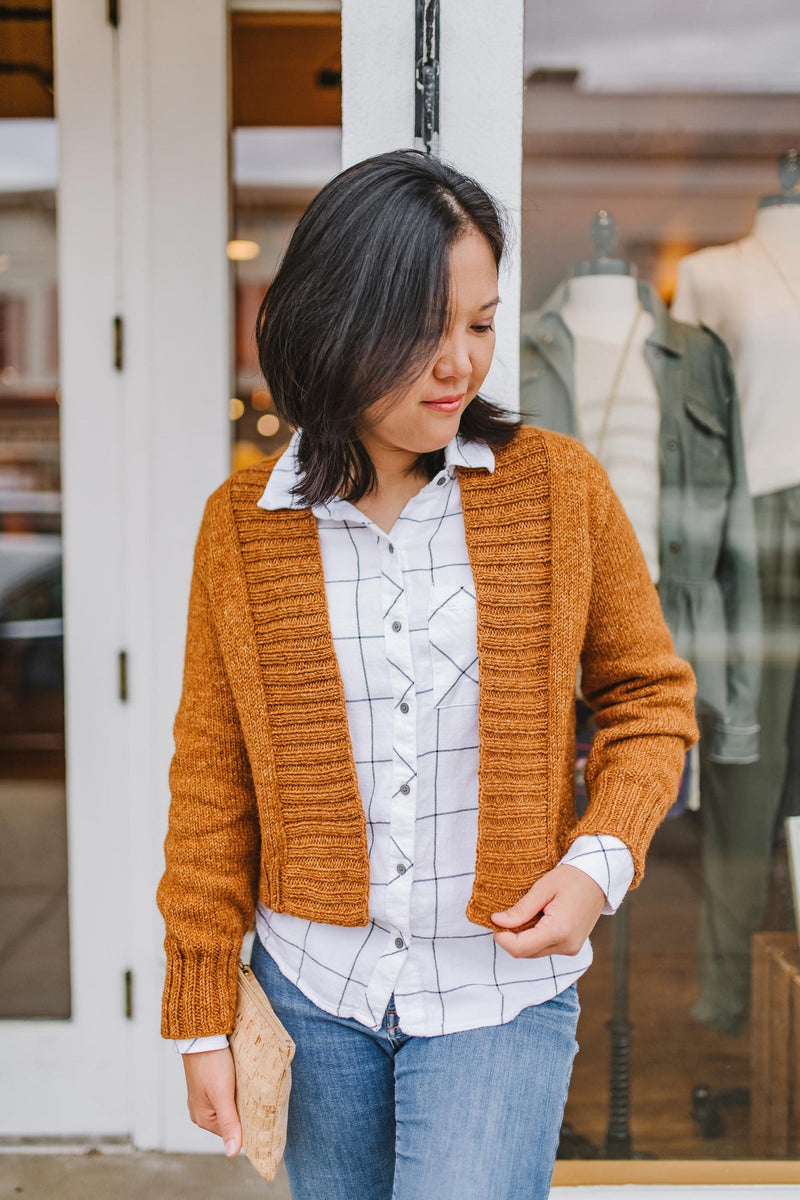 Knit Kit - Firefly Cardigan