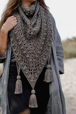 Crochet Kit - Catalina Wrap