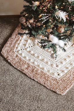 Crochet Kit - Solstice Tree Skirt