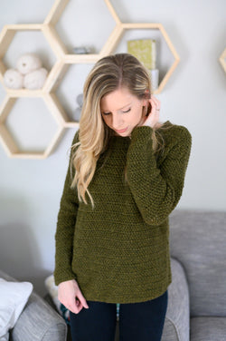 Crochet Kit - Oli Sweater