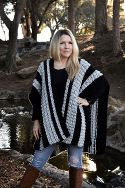 Knit Kit - Wetherby Cape
