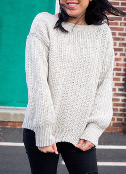 Crochet Kit - Highline Sweater