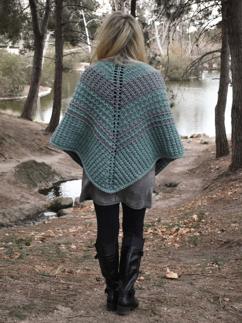 Knit Kit - Skipton Shawl