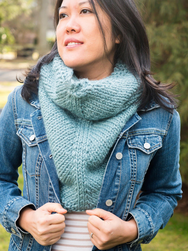 Knit Kit - Cactus Cowl
