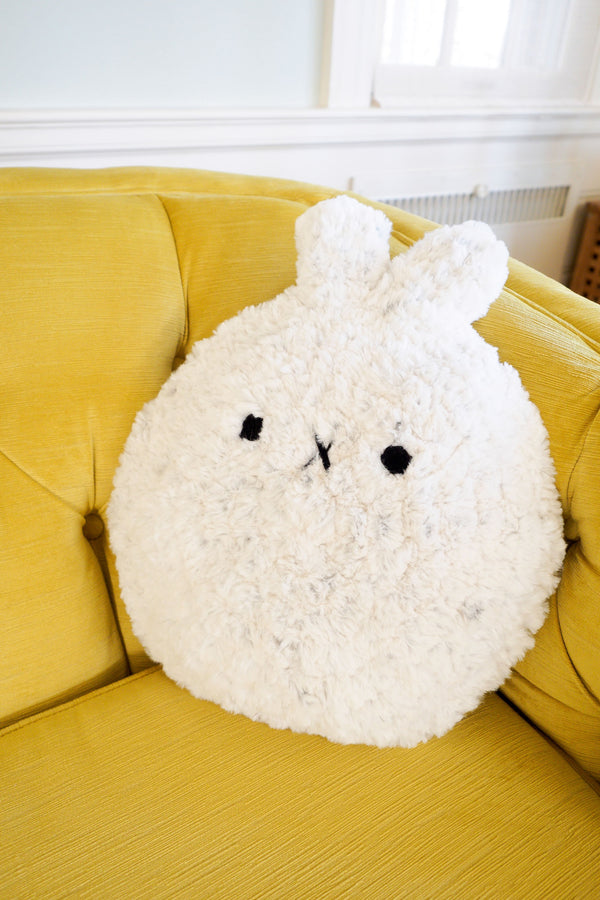 Crochet Kit - Dapper Bunny Pillow