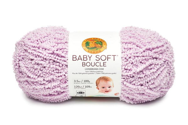 Baby Soft® Boucle Yarn (Pack of 3)