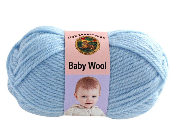 Baby Wool Yarn - Discontinued