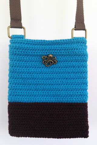 Crochet Kit - Every Day Crossbody Bag