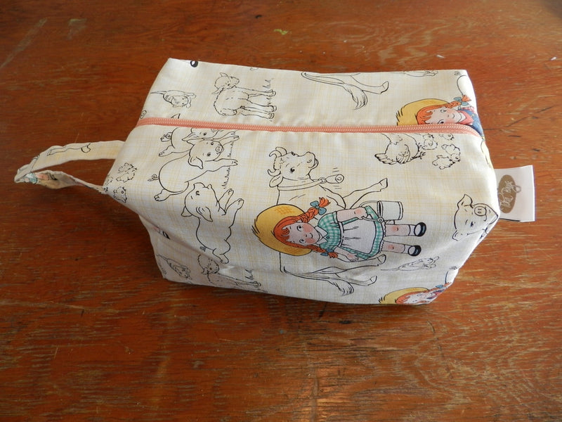 Box Bag - All Fabric