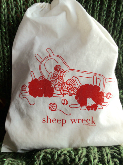 Project Bag Red: Sheep Wreck