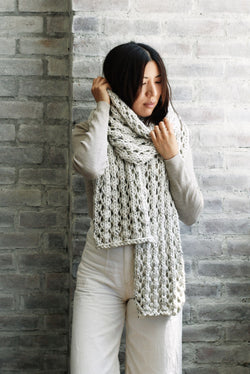 Knit Kit - Affirmations Scarf
