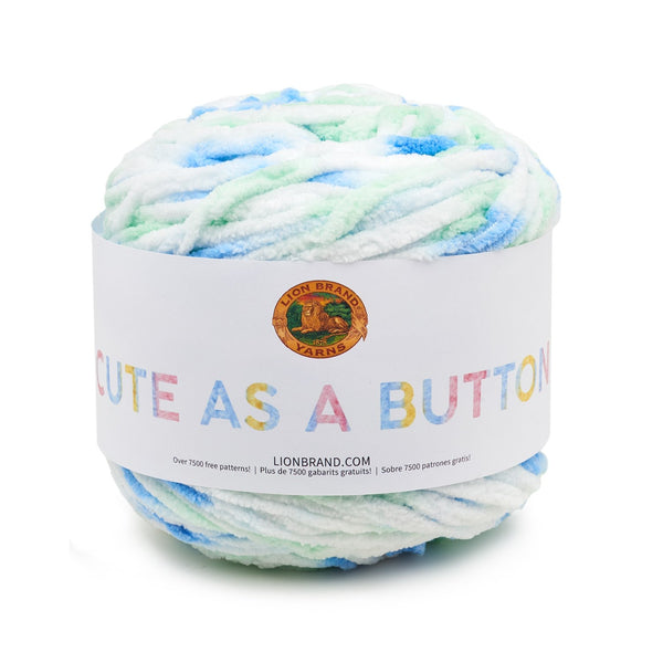 Cute as a Button Yarn (Pack of 3)