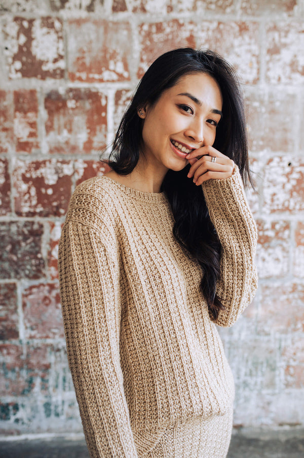 Alby Way Pullover (Knit)