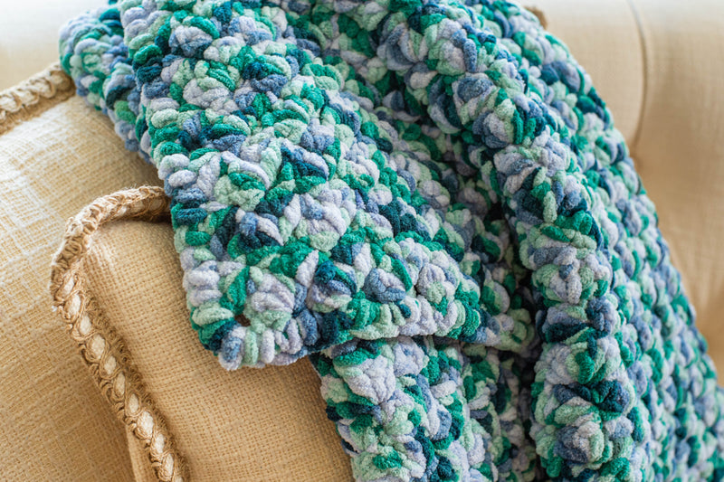 High Point Afghan (Crochet)