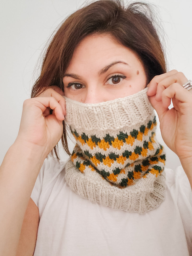 Windsor Cowl (Knit)