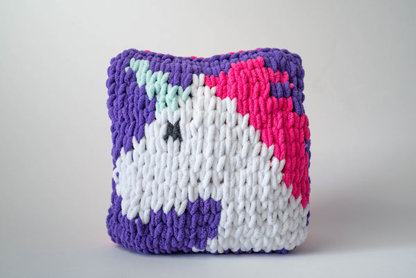 Unicorn Emoji Pillow (Craft)