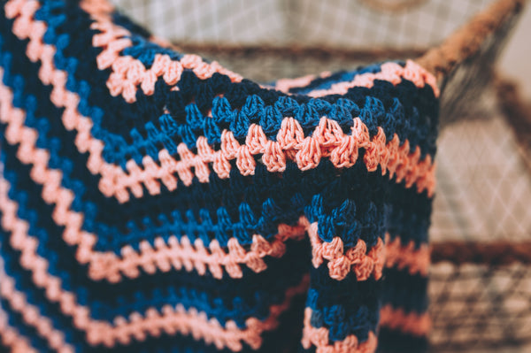 Granny Baby Throw (Crochet)