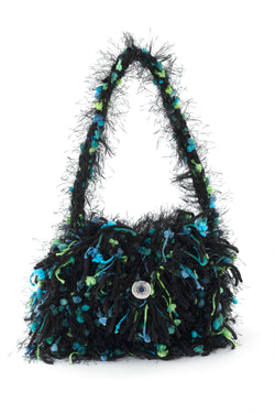 Shaggy Bag Pattern (Knit)