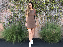 Knit Kit - Callie T-Shirt Dress
