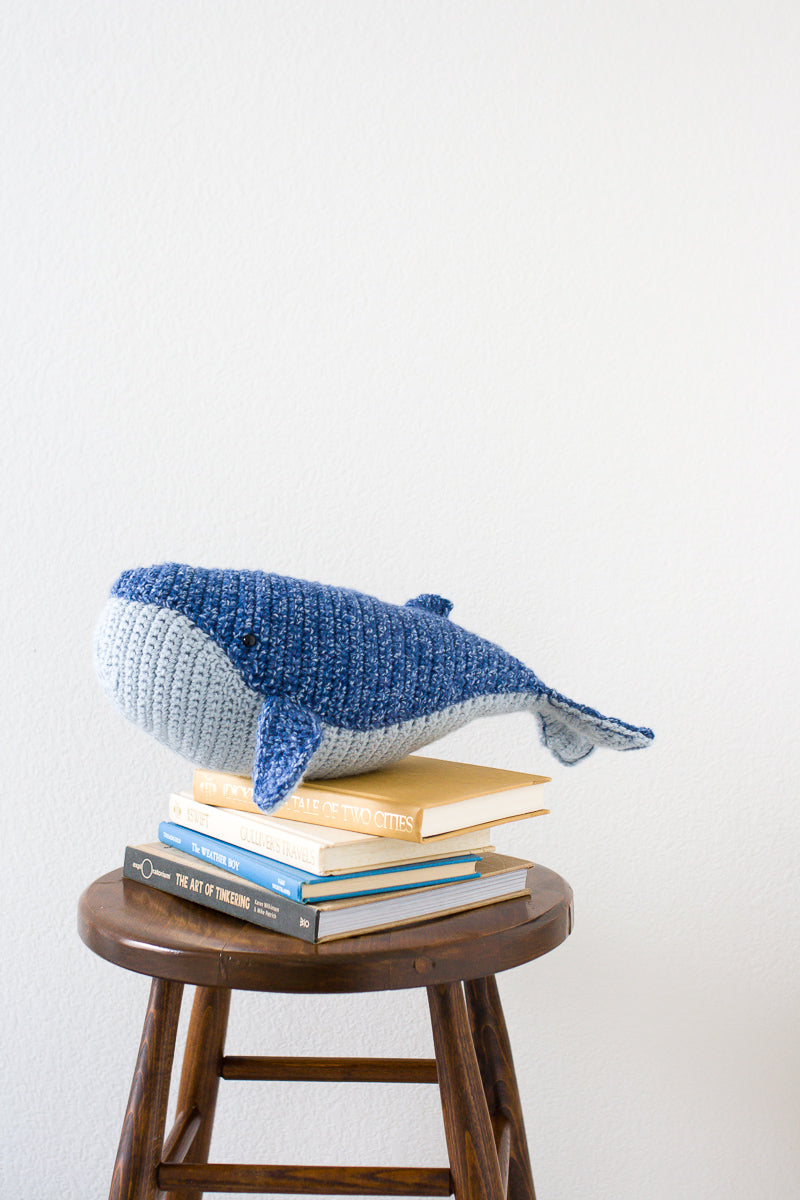 Crochet Kit - The Baby Humpback Whale