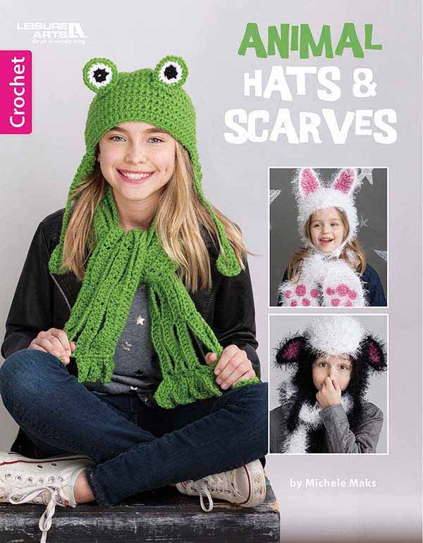 Animal Hats & Scarves