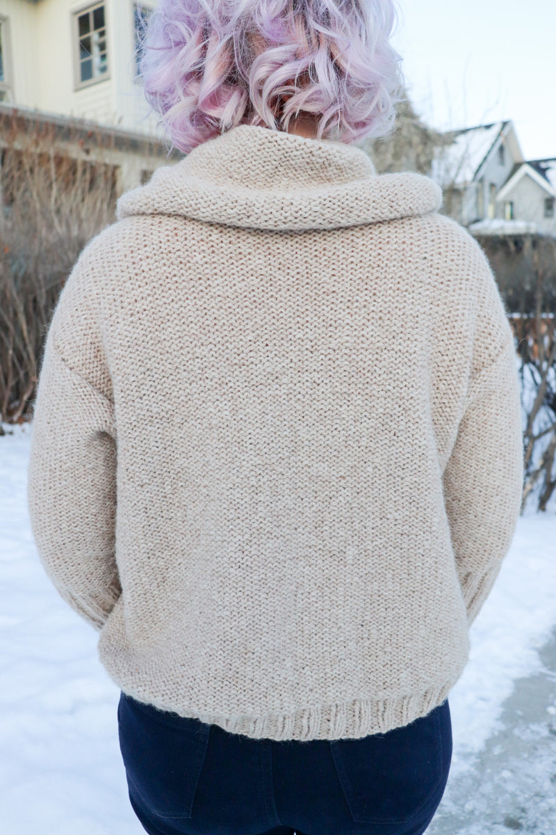 Knit Kit - Tunnel Vision Sweater