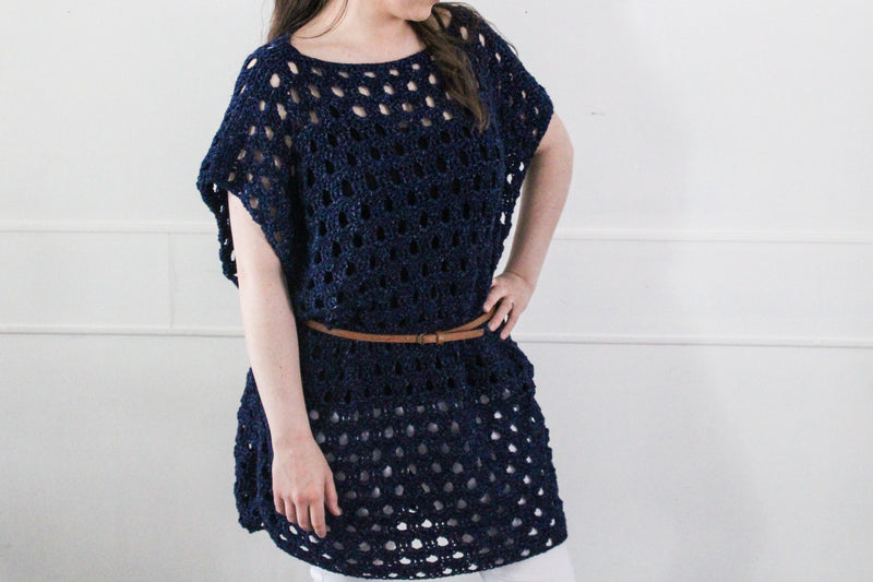Crochet Kit - Zara Tunic