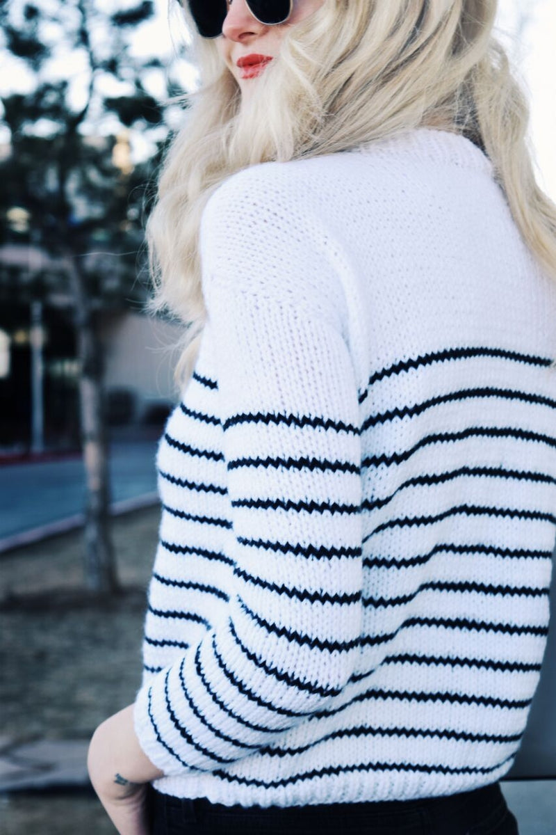 Knit Kit - Parisian Pullover