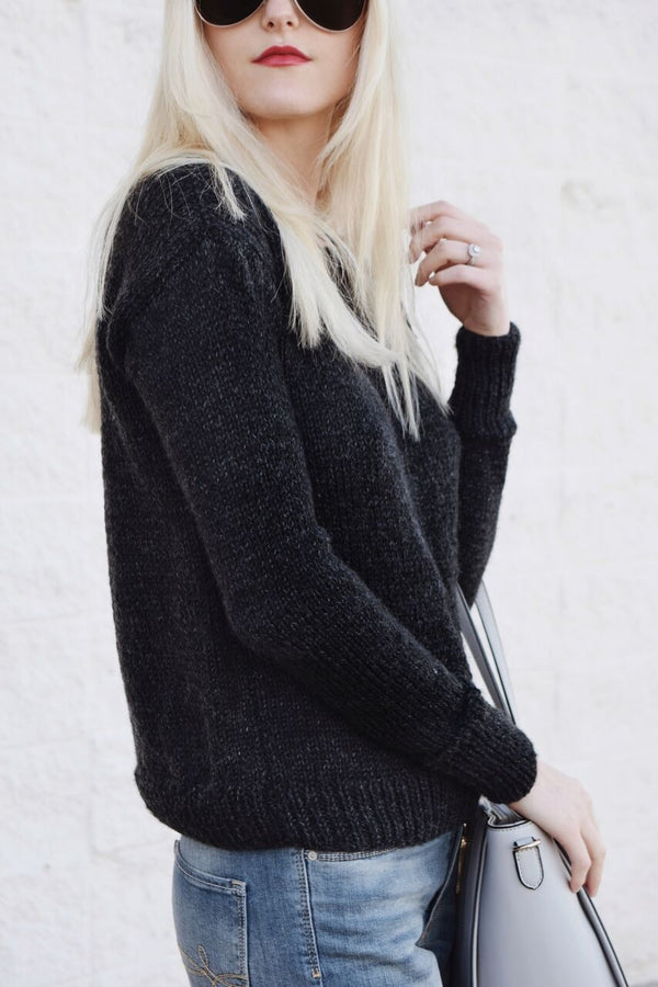 Knit Kit - The Avenue Sweater