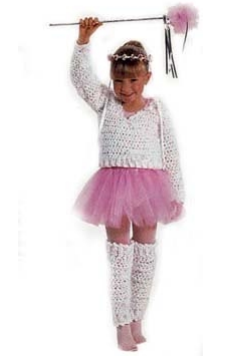 Knit Ballet Set: Leg Warmers and Sweater