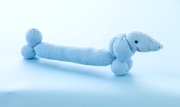 Dachshund Balloon Animal Pattern (Knit)