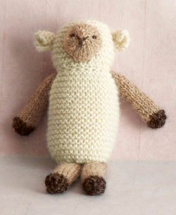Knit Little Lamb Pattern