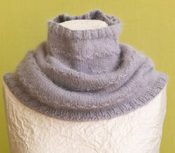 Misty Morning Cowl Pattern (Knit)