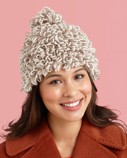 Loopy Hat (Crochet)