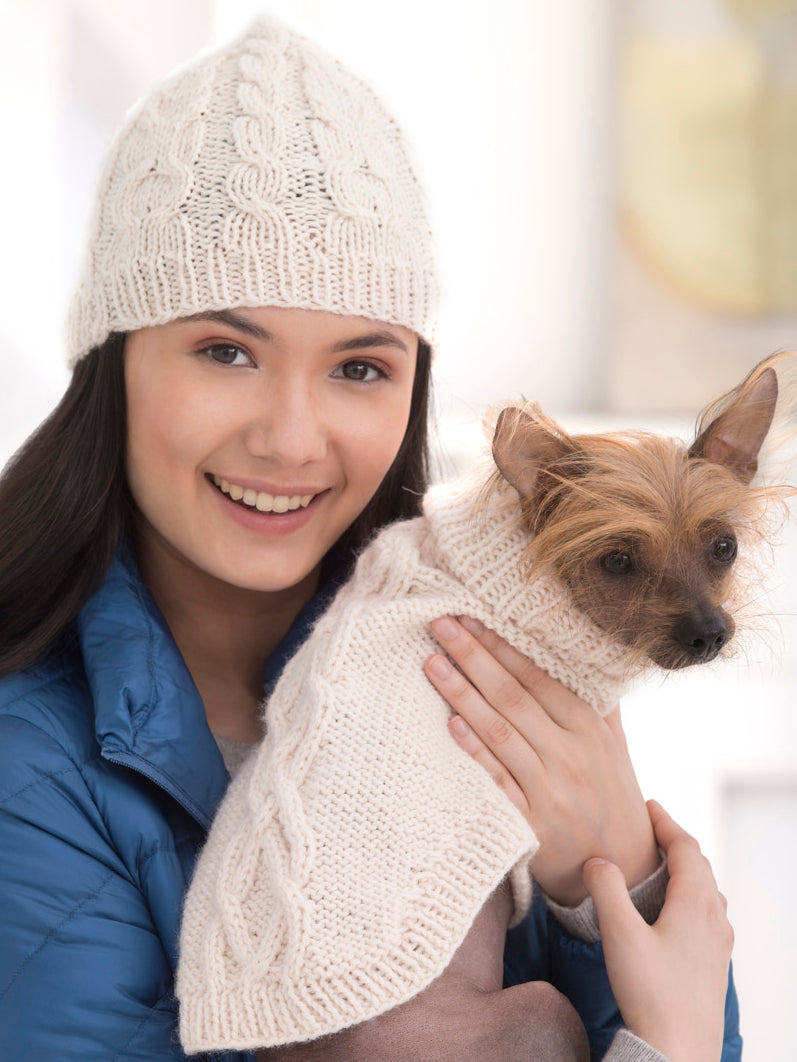 The Prep Dog Sweater (Knit)