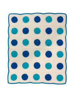 Dotty Dots Afghan (Crochet)