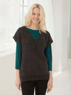 Best Dressed Vest (Knit)
