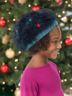 Holiday Lights Hat (Knit)