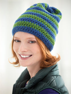 Junior Crocheted Hat
