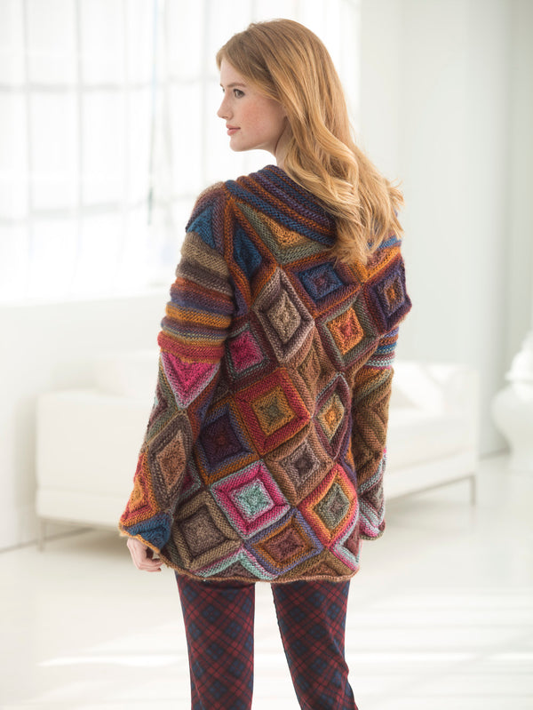 Jewel Box Pullover (Knit)