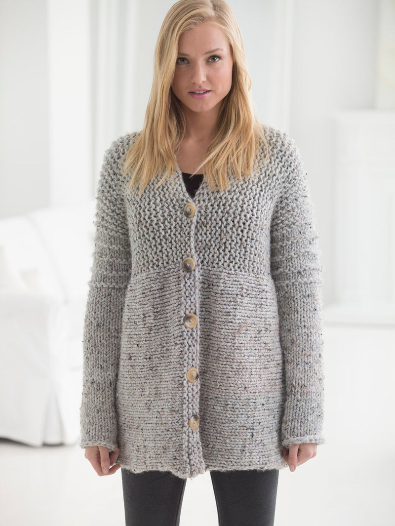 Reading Room Cardigan (Knit)