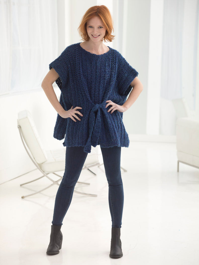 Tied Tunic (Crochet)