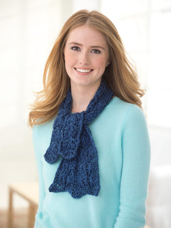 Tidewater Lace Scarf (Knit)