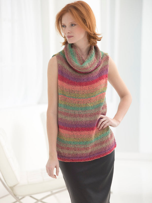 Flattering Shaded Tunic (Knit)