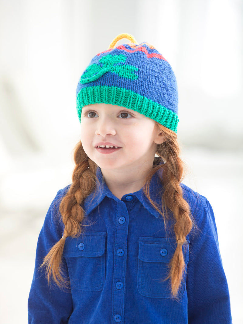 Shamrock Hat (Knit)
