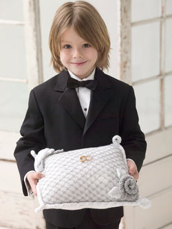 Ring Bearer Pillow (Knit)