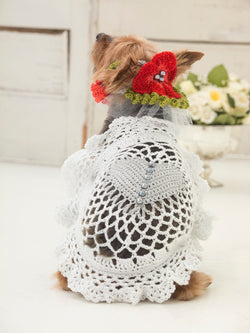 Say Woof To The Dress (Crochet)