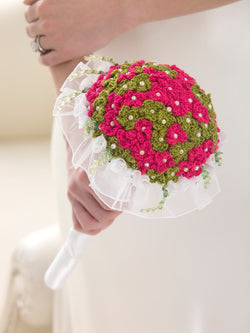 Wedding Bouquet (Crochet)